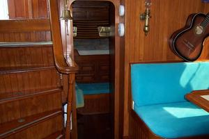 50' Mikelson Pilothouse Cutter 1987 50 Mikelson Salon To Master