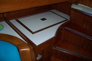 50' Mikelson Pilothouse Cutter 1987 50 Mikelson Additional Freezer