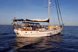 50' Mikelson Pilothouse Cutter 1987 50 Mikelson Cruising