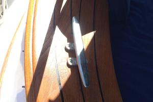 50' Mikelson Pilothouse Cutter 1987 50 Mikelson Beautiful Teak 3