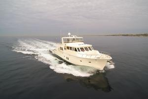 64' Offshore Yachts 64' Voyager 2010 At cruise
