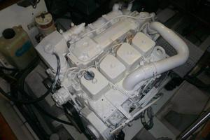 47' Leopard 47 PC 2008 Engine Starboard 2