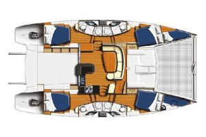 47' Leopard 47 PC 2008 Layout