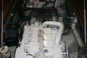 47' Leopard 47 PC 2008 Engine Starboard