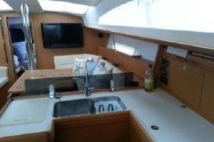 42' Jeanneau Sun Odyssey 42 DS 2010 L-Shaped Galley