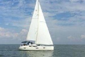 42' Jeanneau Sun Odyssey 42 DS 2010 Days Like This on Galveston Bay