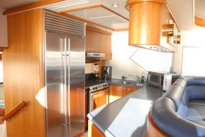 68' West Bay Sonship 2003 Galley