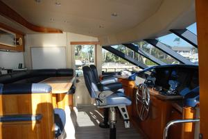 68' West Bay Sonship 2003 PilothouseSettee