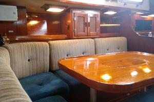 53' Pearson 530 Hybrid Powered Ketch 1981 1981 Pearson 530 Edwards Yacht Sales