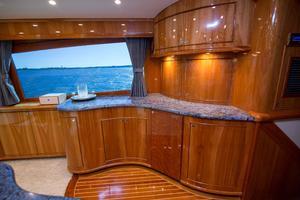 62' Winter Custom Yachts Custom Carolina Sportfisherman 2008 Galley/Bar