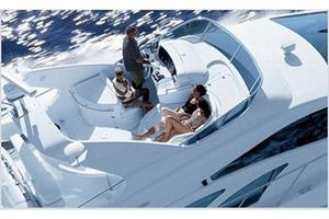 68' Azimut 68e 2008 Manufacturer Provided Image