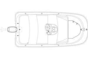 11' Boston Whaler 110 Sport 2015 Manufacturer Provided Image