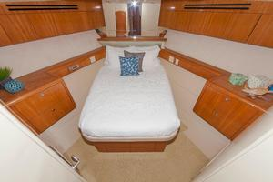 75' Hatteras Cockpit My 2003 VIP Stateroom, Forward