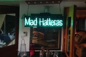 53' Hatteras Motor Yacht 1981 Bar
