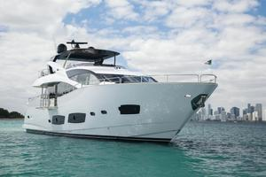 92' Sunseeker 28 Metre Yacht 2016 2016 SUNSEEKER 92 RIII FOR SALE