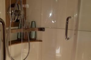 47' Sea Ray 470 Sundancer 2015 Stall shower