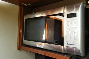 47' Sea Ray 470 Sundancer 2015 Convection Microwave Oven