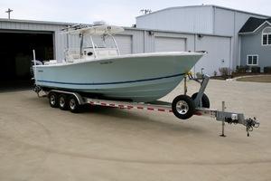 34' Regulator 34SS with Seakeeper 2010
