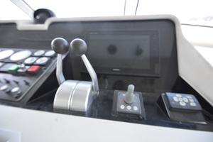 54' Hatteras 54 Edmy 1990 1990 Hatteras 54 ED, Garmin MFD, Bow Thruster, remote spotlight