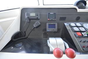 54' Hatteras 54 Edmy 1990 1990 Hatteras 54 ED, NEW Garmin VHF, Simrad Autopilot, Furuno RD33