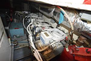 54' Hatteras 54 Edmy 1990 1990 Hatteras 54 ED, HVAC Units
