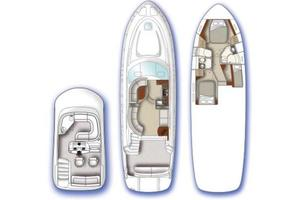 52' Sea Ray 52 Sedan Bridge 2007 Manufacturer Provided Image