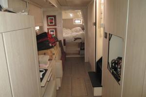 48' Leopard 48 2015 Owner's cabin
