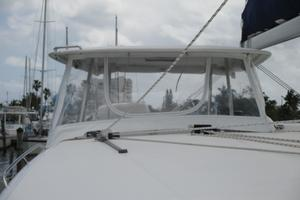 48' Leopard 48 2015 Helm enclosure