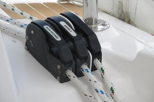 48' Leopard 48 2015 Clutches at helm