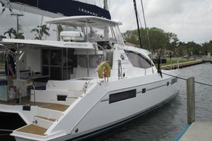 48' Leopard 48 2015 Starboard quarter