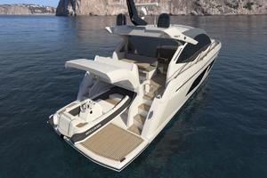 50' Sunseeker Predator 50 2019 Manufacturer Provided Image: Sunseeker Predator 50 Stern