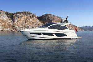 50' Sunseeker Predator 50 2019 Manufacturer Provided Image: Sunseeker Predator 50 Side Profile
