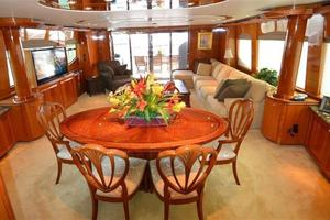 80' Hatteras Open Bridge My 2008