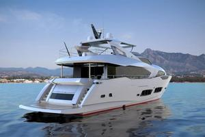 95' Sunseeker 95 Yacht 2018 Manufacturer Provided Image