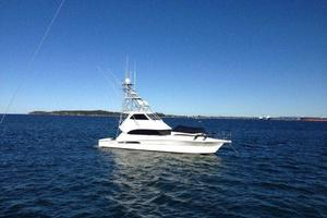 64' Riviera 58 Enclosed Flybridge 2004