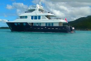 90' Jade Yachts Bandido 2007