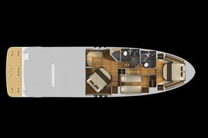 59' Sea Ray L590 Fly 2016 Manufacturer Provided Image