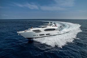 95' Sunseeker 95 Yacht 2019 Manufacturer Provided Image: Sunseeker 95 Yacht
