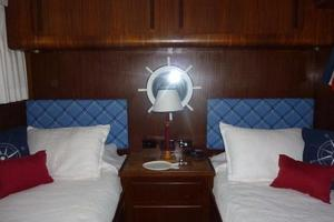 photo of Hatteras-Flybridge-1987-The-Bottom-Line-Southwest-Harbor-Maine-United-States-Guest-Stateroom-914658