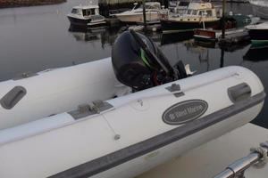 58' Hatteras Flybridge 1987 Dinghy