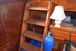 44' Marine Trader Tri Cabin 1978 Marine Trader 44 Classic Trawler Steps to Aft Deck