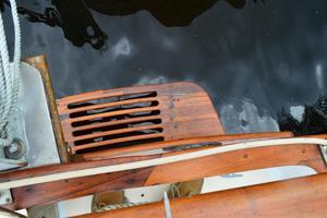 44' Marine Trader Tri Cabin 1978 Marine Trader 44 Classic Trawler Swim Platform