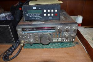44' Marine Trader Tri Cabin 1978 Marine Trader 44 Classic Trawler Kenwood HAM Radio