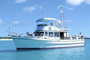 44' Marine Trader Tri Cabin 1978 Marine Trader 44 Classic Trawler Ocean View