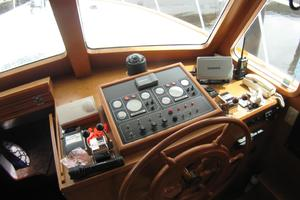 photo of DeFever-Trawler-2003-SKINNY-DIPPER-Stuart-Florida-United-States-Lower-Helm-Station-762914