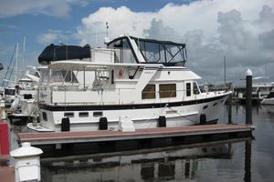 photo of DeFever-Trawler-2003-SKINNY-DIPPER-Stuart-Florida-United-States-Starboard-Profile-762917
