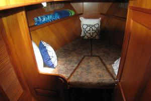 photo of DeFever-Trawler-2003-SKINNY-DIPPER-Stuart-Florida-United-States-Forward-Stateroom-with-Filler-for-Berth-762910