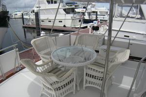 photo of DeFever-Trawler-2003-SKINNY-DIPPER-Stuart-Florida-United-States-Sundeck-to-Port-762911