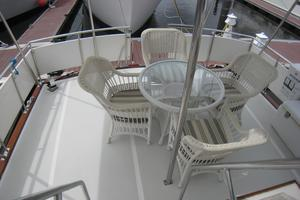 photo of DeFever-Trawler-2003-SKINNY-DIPPER-Stuart-Florida-United-States-Sundeck-to-Aft-762905