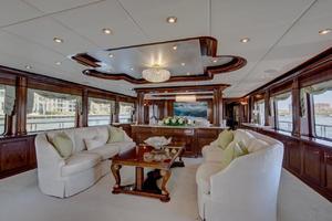 142' Trinity Yachts Tri-deck My 2010
